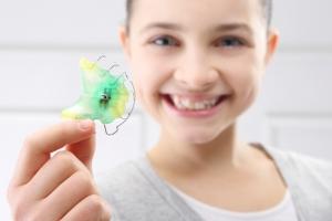 Ortodoncja, pikny umiech